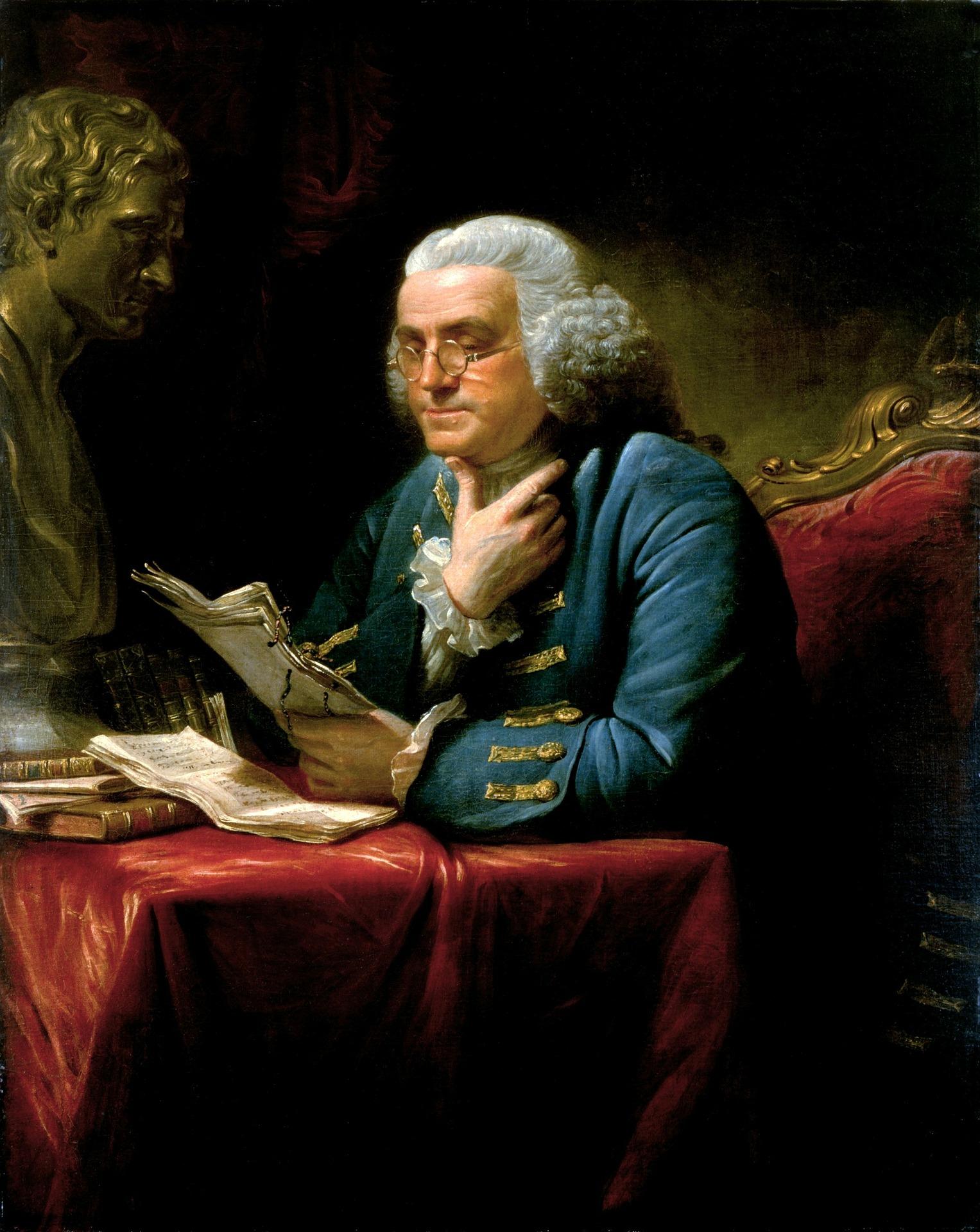 Benjamin Franklin Explains